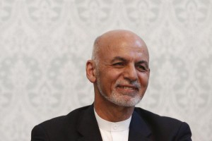 Afghan President Ashraf Ghani is facing an election in 2019. On Sunday, the Independent Election Commission set an Oct. 20 date for legislative elections. File Photo by Jawad Jalali/EPA