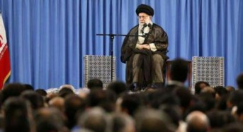 Khomenei: U.S. provoking Gulf nations to confront Iran