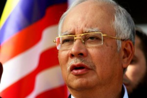 Malaysian Prime Minister Najib Razak announced the nation's parliament will be dissolved Saturday, paving the way for a general election campaign. File Photo by Ismael Mohamad/UPI | License Photo