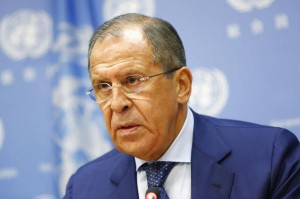 Russian Foreign Minister Sergey Lavrov denied on Monday that Russia tampered with the site of a chemical weapons attack in Syria. File Photo by Monika Graff/UPI | License Photo