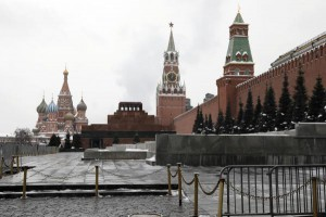 Moscow's Red Square is seen on March 10. Monday, U.S. and Britain cybersecurity officials issued a joint technical alert Monday accusing the Russian government of malicious cyber activity to support espionage or steal intellectual property. File Photo by Yuri Gripas/UPI | License Photo