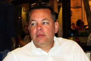 U.S. pastor Andrew Craig Brunson is going to trial in Turkey after the failed coup attempt of July 2016. File photo by Depo Photos/EPA-EFE