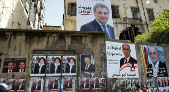 Record number of women brace for tough fight in Lebanese elections
