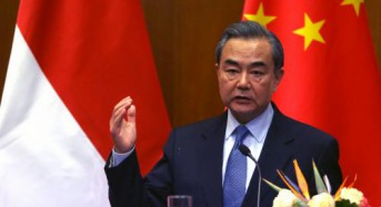 Chinese Foreign Minister visits Pyongyang