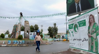 In Kirkuk's first election since ISIS' defeat, nearly 300 candidates seek 13 seats