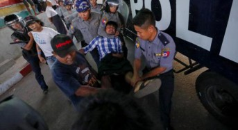 China calls for end to fighting after Myanmar fire kills 19