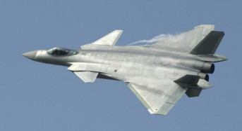 China 'successfully' tests radar cross section for fighter jets