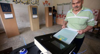 Iraqis vote for first time since Islamic State defeat