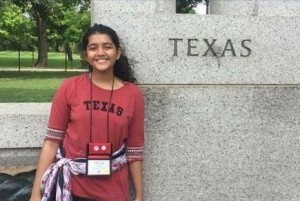 Sabika Sheikh, an exchange student from Pakistan was among the 10 killed at a shooting in Santa Fe High School on Friday morning. Photo courtesy of Pakistan Association of Greater Houston