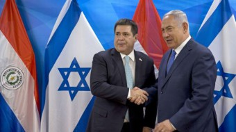 Paraguay becomes third country to open embassy in Jerusalem