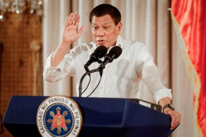 The Philippines and Kuwait signed an agreement protecting Filipino workers in the Gulf state nearly two weeks after Philippine President Rodrigo Duterte banned the deployment of all workers. File Photo by Mark R. Cristino/EPA