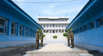 Two North Koreans defect south by boat