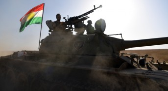 Arab tribes call for return of Peshmerga to contested areas