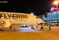 Iraq's only Kurdish airline takes off with Europe flight