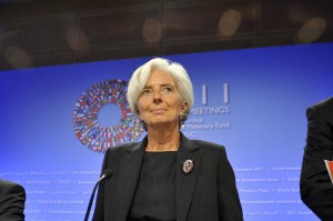 International Monetary Fund Director Christine Lagarde said the lender approved a $50 billion loan to help Argentina weather its financial crisis. File Photo by Roger L. Wollenberg/UPI | License Photo