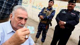 Iraqi high court backs manual recount of election votes