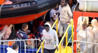 Malta takes in migrant charity ship after six days at sea