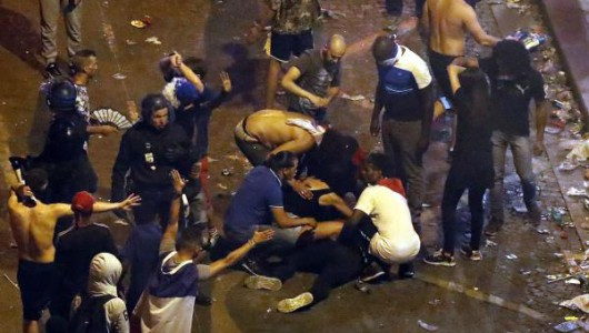 At least 2 dead in violence after France World Cup victory