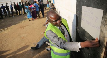 Zimbabwe presidential election too close to call