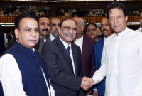 Imran Khan elected as Pakistan's 22nd prime minister