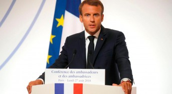 Macron wants special relationship with UK post-Brexit, but not at EU's expense