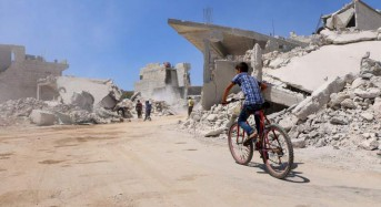 UK cuts aid funding for programmes in rebel-held Syria