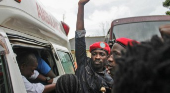 Ugandan ragga star's songs of oppression play out in real life