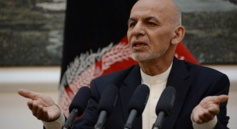 Afghan president calls for ceasefire with Taliban for Eid