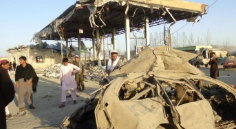 At least 20 killed in suicide bombings at Afghan mosque