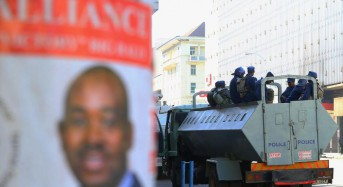 At least 3 dead in Zimbabwe post-election violence