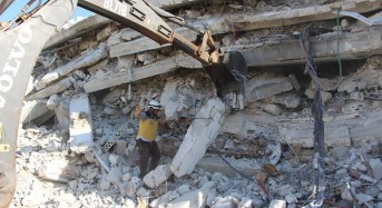 At least 39 killed in explosion at Syrian weapons depot