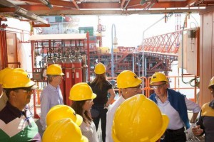 Italian energy company Eni said it's building upon its legacy operations in Egypt. Photo courtesy of Eni