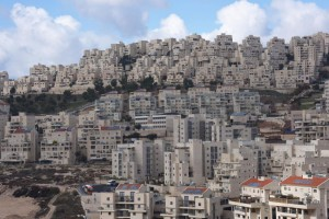 An overview of Jewish housing in the Israeli settlement of Har Homa, located in the West Bank between Jerusalem and Bethlehem, on January 3, 2017. On Wednesday, Israel's Civil Administration approved final construction of 382 new homes on the West Bank. File Photo by Debbie Hill/UPI   License Photo