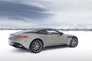 British auto maker Aston Martin said on Wednesday it intends an initial public offering of stock later this year. Photo courtesy of Aston Martin