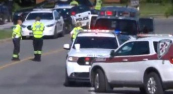 Man arrested in four Canadian deaths, including two officers