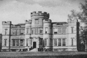 Scotland police said Thursday nuns are among 12 people arrested over reported child abuse at the Smyllum Park orphanage in Scotland. Photo courtesy Lanark Museum