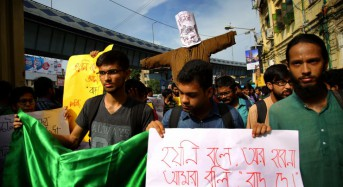 Protests over child deaths bring Bangladesh capital to near standstill
