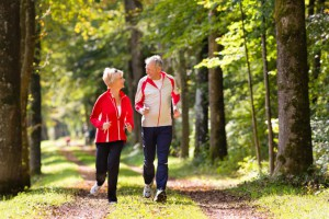 Two new studies say that when seniors feel in control of their lives and get exercise, they live longer. Photo by Kzenon/Shutterstock