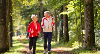 Study: Control, exercise makes seniors feel, act younger