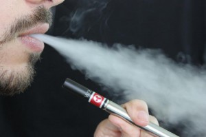 A study found daily e-cigarettes users nearly double the risk of a heart attack. Photo by lindsayfox/pixabay