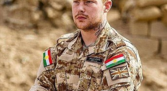 Ex-British soldier, 25, who fought with Kurdish militia against Islamic State in Syria is sentenced to nearly eight years in Turkish prison