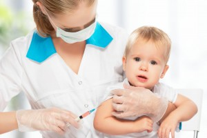 The American Academy of Pediatrics recommends children 6 months of age and older should have a flu shot. Photo by Evgeny Atamanenko/Shutterstock