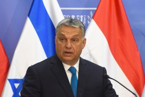 Hungary, led by Prime Minister Viktor Orban, was censured by the European Parliament Wednesday and could face sanctions. Photo by Debbie Hill/UPI | License Photo