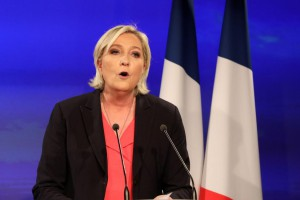 French far-right leader Marine Le Pen said on Twitter Thursday she would not undergo psychiatric tests ordered by a French court. File Photo by Maya Vidon-White/UPI | License Photo