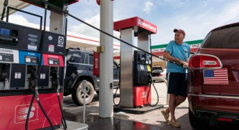 Gas prices steady after onslaught from Hurricane Florence