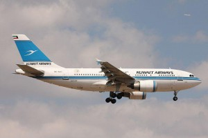 A German court rejected an appeal against Kuwait Airways' policy of barring Israelis from flying on its planes, saying it couldn't affect policy in Kuwait and other countries. Photo courtesy Milad A380/Wikimedia Commons