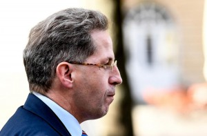 Hans-Georg Maassen was stripped of his role as head of Germany's domestic intelligence agency and given a position as deputy minister of the Interior Ministry. Photo by Filip Singer/EPA