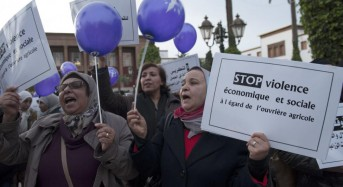 New law that bars violence against women takes effect in Morocco