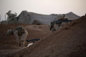 The Pentagon has sent more than 100 Marines to reinforce At Tanf Garrison in southern Syria. File Photo by Sgt. Matthew Callahan/U.S. Marine Corps/UPI | License Photo