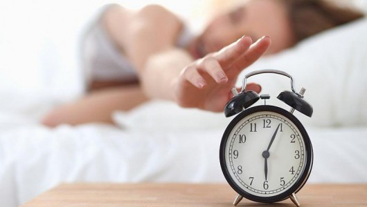 Regular bedtime may be a key to better health